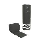 RENOVA(レノヴァ)トイレットペーパー/ブラック黒