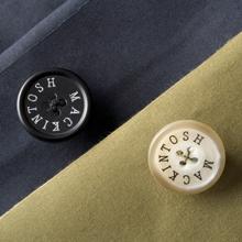 MACKINTOSH(マッキントッシュ)STENTON/ボタン
