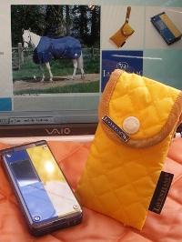 LAVENHAM(ラベンハム)携帯電話とケース