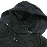 Engineered Garments(エンジニアード・ガーメンツ)フィールドジャケット/襟元