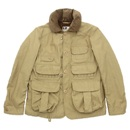 Engineered Garments(エンジニアード・ガーメンツ)フィールドジャケット/ベージュ