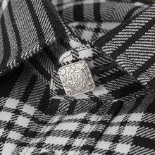Kinloch Anderson(キンロック・アンダーソン)タータンシャツ/ボタン