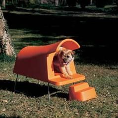 MAGIS(マジス)犬小屋「Dog House」使用例
