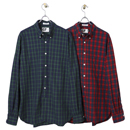 Engineered Garments(エンジニアード・ガーメンツ)スコッチタータンボタンダウンシャツ
