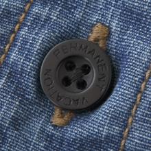 PERMANENT VACATION(パーマネント・ヴァケーション)デニムシャツ/ボタン