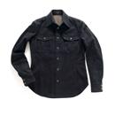 GEKKO(ゲッコー)ギザ45フランネル・シャツジャケット