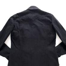 GEKKO(ゲッコー)ギザ45フランネル・シャツジャケット/バック