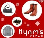 Hynum's(フィナムズ)ウィンターセール