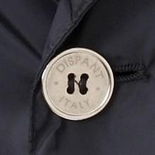 DISPANT(ディスパント)リモンタナイロンジャケット/メタルボタン