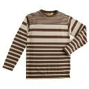 MEDALLION(メダリオン)クルーネックラガーシャツ