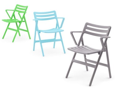 MAGIS(マジス)Folding Air-Chair(フォールディング・エアチェア)アーム付き