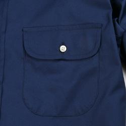 INDIVIDUALIZED SHIRTS(インディビジュアライズドシャツ)ロッカールームBDシャツ/ポケット
