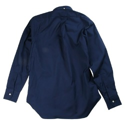 INDIVIDUALIZED SHIRTS(インディビジュアライズドシャツ)ロッカールームBDシャツ/バック