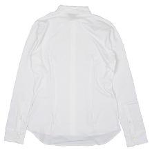SOMET(ソメ)スムース長袖シャツ背面