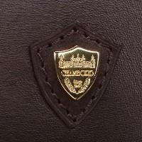 CHAMBORD SELLIER(シャンボール・セリエ)レザーブリーフケース/ロゴ