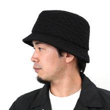 Kiki Senor(キキ・セニョール)ニットハット/着用例①