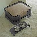 WOWBOW(ワウバウ)Mija Dog Bed&Dining Table(ミジャ・ドッグベッド&ダイニングテーブル)