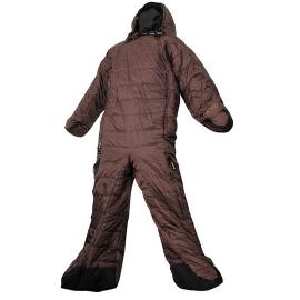 Lippi(リピ)人型寝袋セルクバッグ/ブラウン