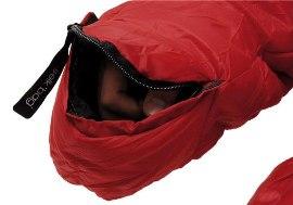 Lippi(リピ)人型寝袋セルクバッグ/手