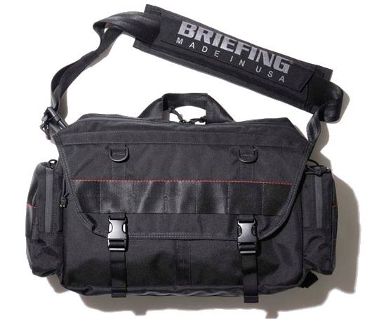 BRIEFING(ブリーフィング)×BYCYCLE NAVIスペシャルメッセンジャーバッグ