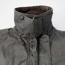 sage de cret(サージュ・デ・クレ)フィールドジャケット/襟