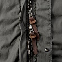 sage de cret(サージュ・デ・クレ)フィールドジャケット/ファスナー