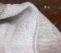 norikoike(ノリコイケ)コットンリネン裏毛ショートパンツ/裏地