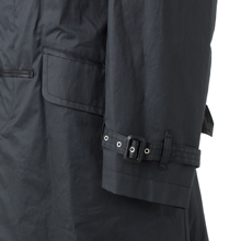 GLOVERALL(グローバーオール)スプリング・ダッフルコート/袖口