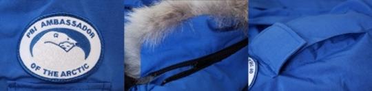 CANADA GOOSE(カナダグース)PBI Expedition Parka(エクスペディション・パーカ)ワッペン